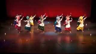 Boston University @ Boiler Bhangra 2014