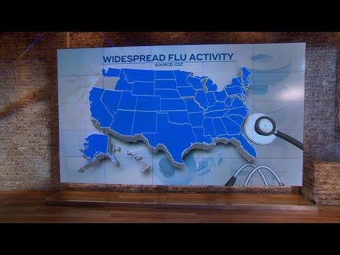Deadly flu season has likely peaked, CDC says