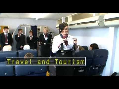 Brooklands College - Travel Tourism