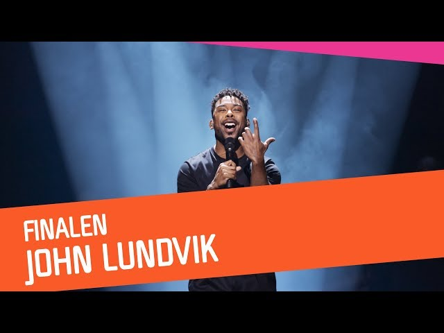 FINALEN: John Lundvik – Too Late For Love