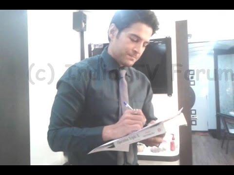 Rajeev Khandelwal Interview -17 April 2014