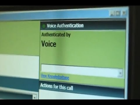 Barclays uses voice biometrics in the call centre, improving service & security, reducing cost