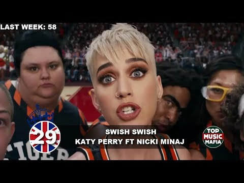 Top 40 Songs of The Week - September 9, 2017 (UK BBC CHART)