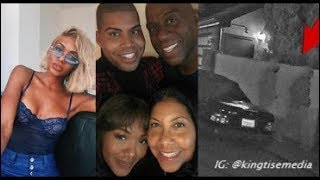 Magic Johnson's Daughter Elisa Johnson ESCAPES Armed Home Invasion & Elisa Reacts