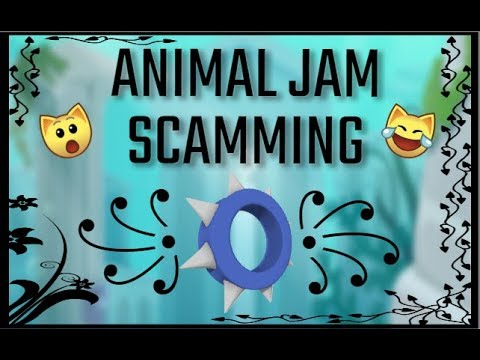 SCAMMING SPIKED COLLAR - ANIMALJAM