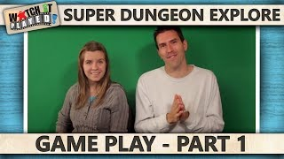 Super Dungeon Explore - Game Play 1