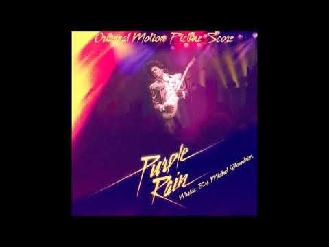 Michel Colombier - Purple Rain *1984* [FULL SOUNDTRACK]