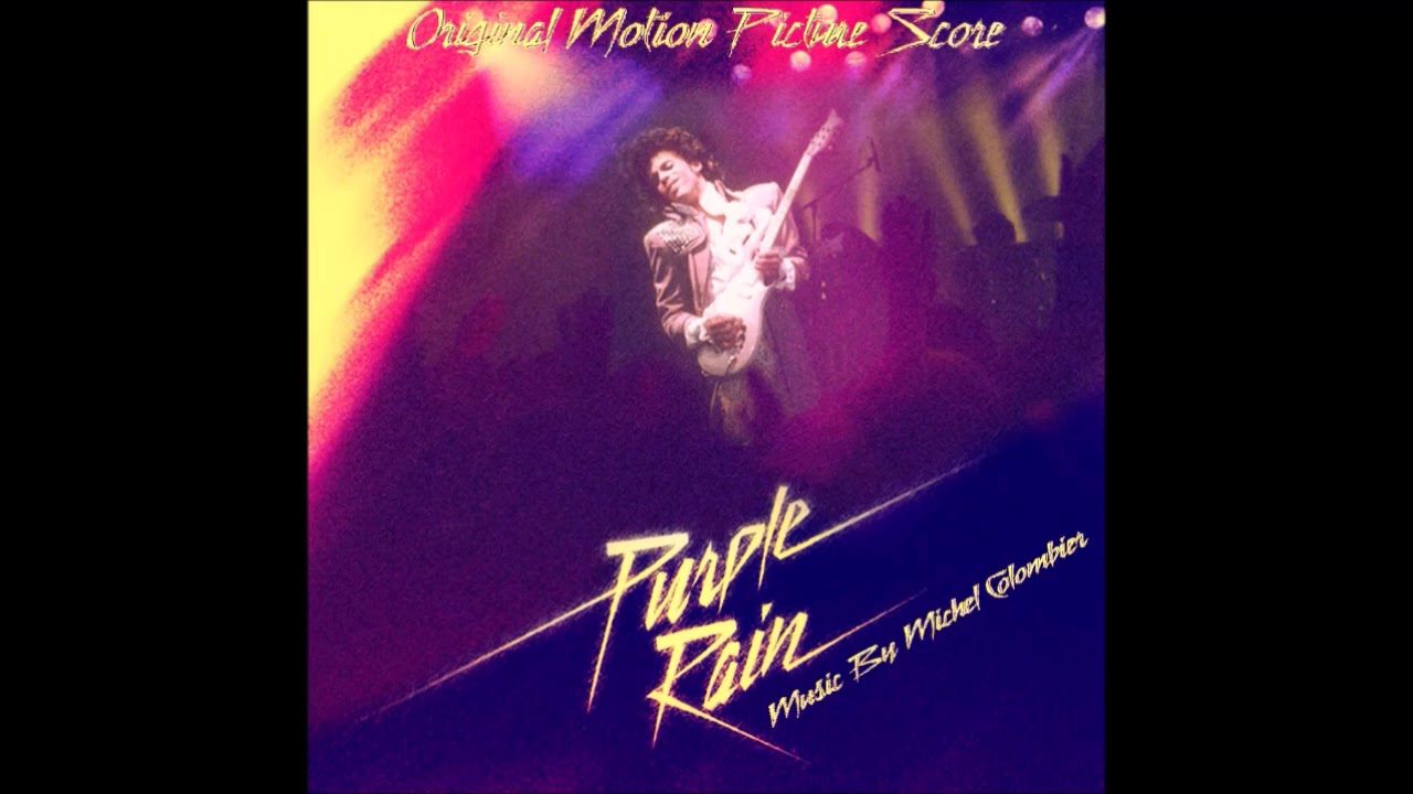 Michel Colombier - Purple Rain *1984* [FULL SOUNDTRACK]