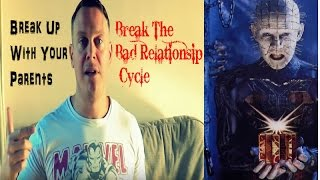Break The Cycle of Bad Relationships, End The Neurotic Drive To Solve The Puzzle Of Love