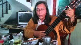 Bùi Hiển guitar ngâm thơ 1