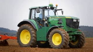 WORLDS FIRST ELECTRIC TRACTOR