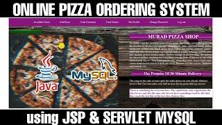 Online Pizza…