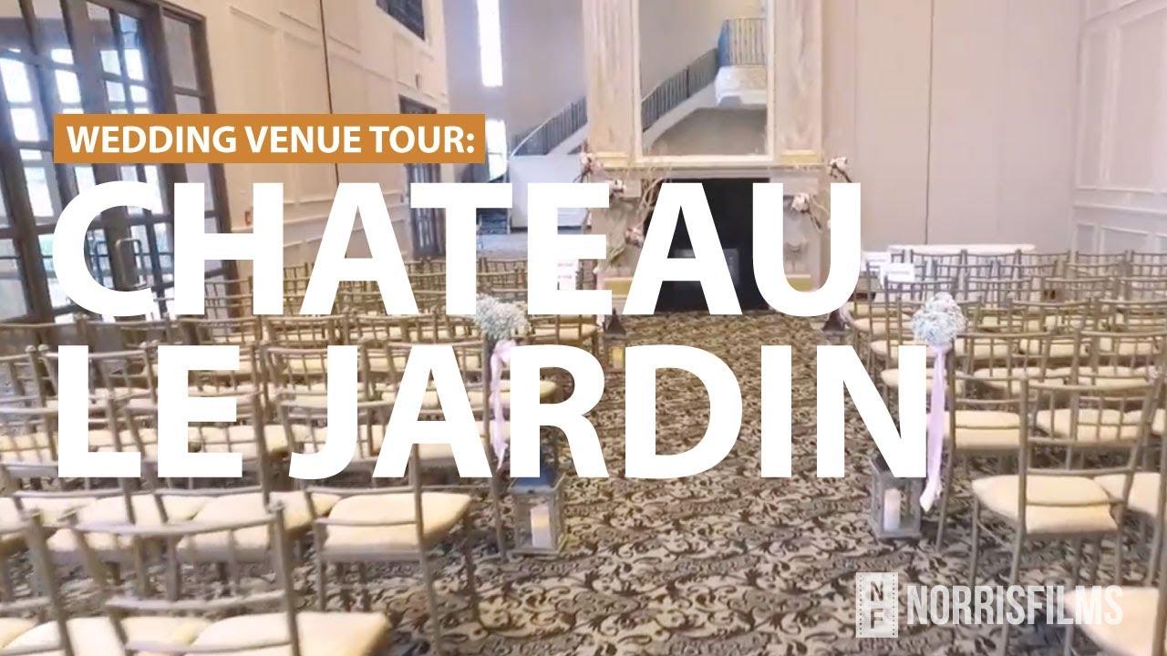 Chateau le jardin woodbridge wedding tour walk through 2016 youtube for Le jardin moulleau