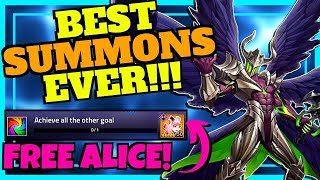 BEST SUMMONS YOU WILL SEE! [MOBILE LEGENDS ADVENTURE]