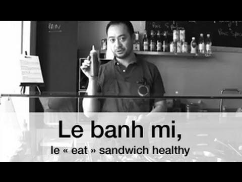 Banh mi, le « eat » sandwich healthy