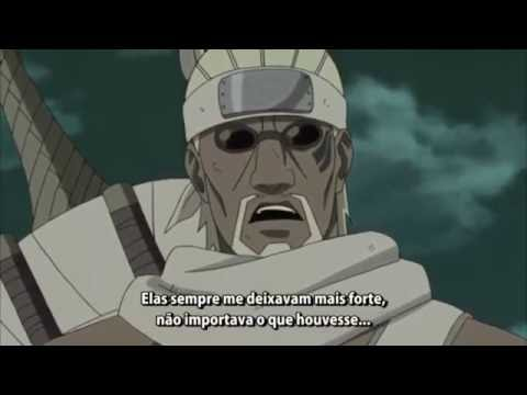 Killer Bee e Naruto Vs Yondaime Raikage (Full Fight) - Legendado em PT-BR (HD)