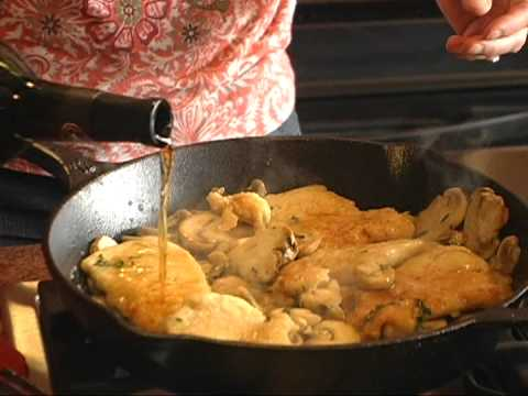 Chicken Marsala - Quick and Easy Meals