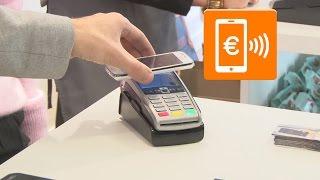 On a essayé Orange Cash, système de paiement par smartphone