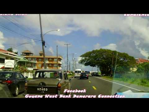 Guyana, Road Tour, East Coast Demerara