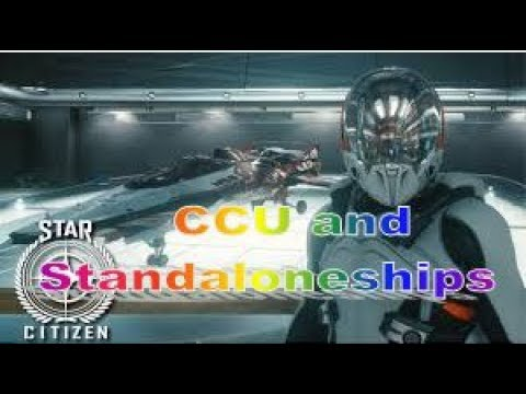 Star Citizen. Game packages,  How To CCU and standalone ships