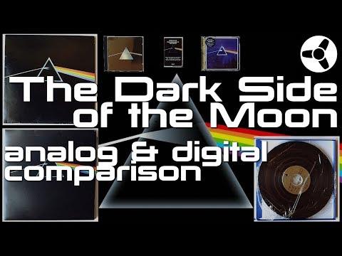 The Dark Side of the Moon: analog & digital comparison (CD, SACD, Vinyl, Tape)