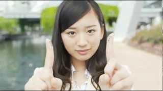 AKB 1/149 Renai Sousenkyo - NMB48 Kinoshita Haruna Kiss Video.