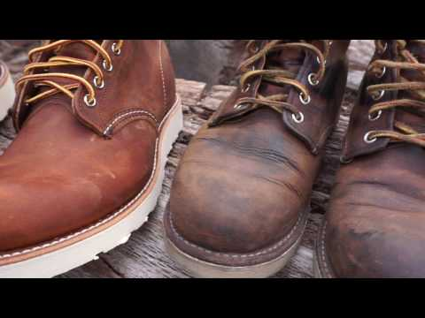 Gear: Red Wing Classic Round 6 review