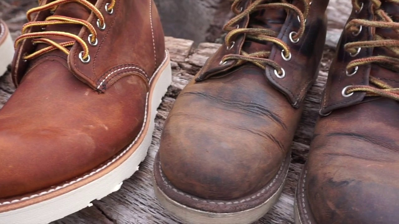 d4404585 Gear: Red Wing Classic Round 6 review - YouTube