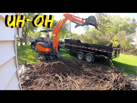 Our Mini excavator