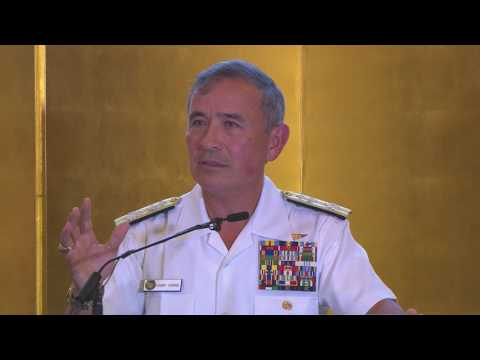 Adm. Harris remarks at Japan- U.S. Military Statesmen Forum