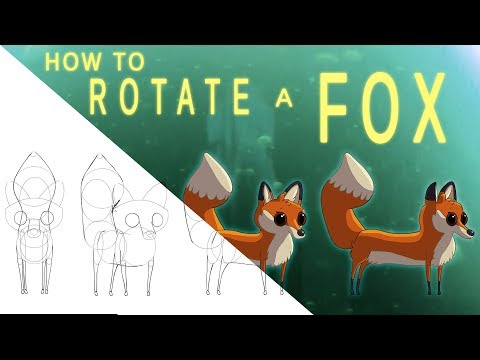 Animation Stuff: How to Rotate a Fox