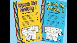 Available Now - Match the Melody!