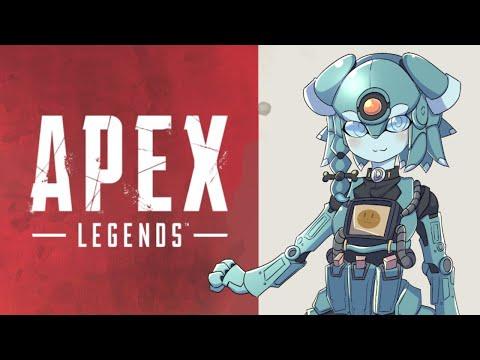 【APEX】特訓!土曜日の大会に向けて!バーチャル犬のアリーナ&爆速ランクマッチ!!【コメント大歓迎!】