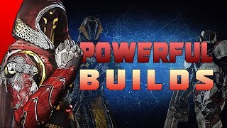 Top 5 Most Powerful Builds of Destiny 2