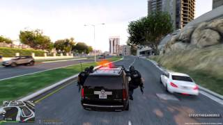 GRAND THEFT AUTO 5 LSPDFR EP #68 -   FAIL PATROL (GTA 5 PC POLICE MODS)