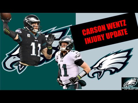 Eagles News: Carson Wentz Injury Update + Was Clowney's Hit Dirty & Josh McCown Audible On Last Sack