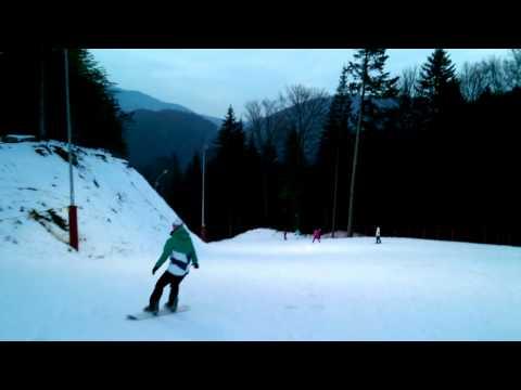 Slănic Moldova ski resort