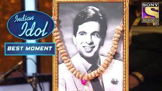 Dilip Kumar जी को दिया एक Heartfelt Tribute | Indian Idol Season 12