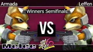 Video LTC 6 - [A] Armada (Fox) vs TSM | Leffen (Fox) Winners Semifinals - Melee download MP3, 3GP, MP4, WEBM, AVI, FLV November 2018