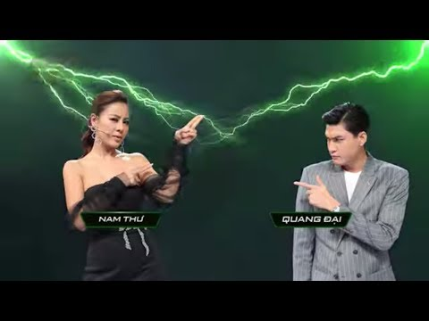 Nam Thư lợi hại, gặp Quang Đại thông minh | NHANH NHƯ CHỚP | MÙA 2