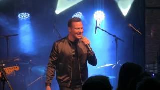 """Magnus Karlsson """"Världen Utanför"""" Live i Skellefteå 2016"""