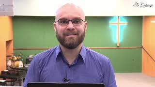 HISTÓRIA DO REI E SEU SÚDITO - Diário de um Pastor - Rev. Diego Maynardes - Salmo 126:3 - 14/07/2021