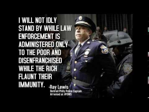 Captain Ray Lewis: Dangerous Trends in US Police Culture.