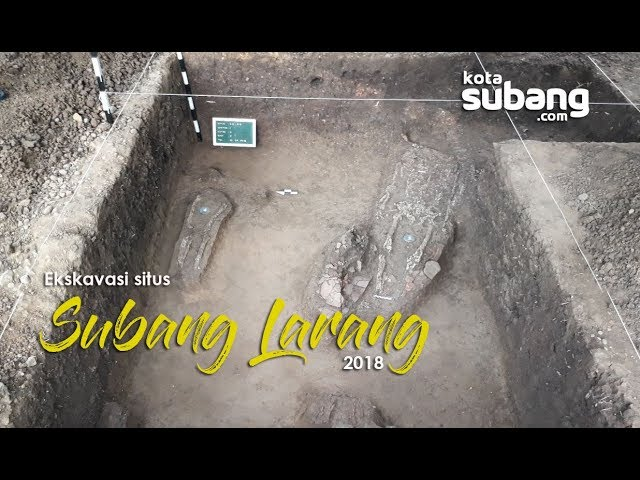 Luar Biasa !, Ini Hasil Ekskavasi di Situs Subang Larang