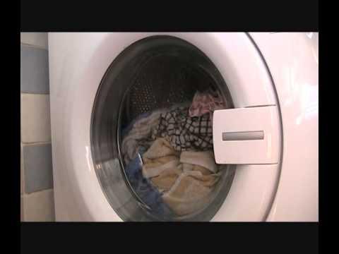 Beko 6kg 1000 rpm A+ WMP 601 W Washing Machine Movie 3