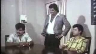 Marathi Comedy Scene Ashok Saraf, Laxmikant Berde, Sachin Funny Hilarious, (Eka Peksha Ek)