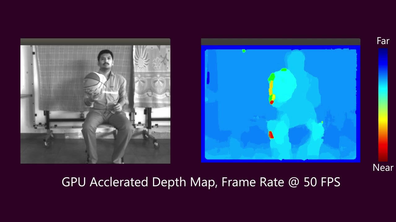 Develop your first TaraXL disparity App – in 5 minutes | Camera blog