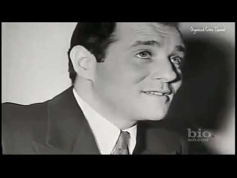 Benjamin Bugsy Siegel   Murder Inc Mobster   Jewish Gangster Bugsy Siegel Documentary   YouTube 360p
