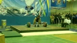 Чемпионат Казахстана по тяжелой атлетике г.Кокчетав