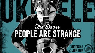 The Doors - People Are Strange (Si può fare sull